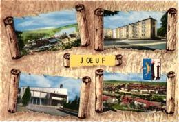 54 .. JOEUF . MULTIVUES - France