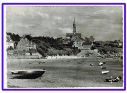 23781 CPM ILE DE BATZ  : Dominant L' Anse  De Kernoc'h , L' Eglise !!  Superbe  Carte Photo !! - Ile-de-Batz