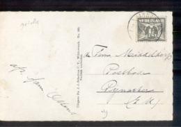Annen - Langebalk - 1933 - Postal History