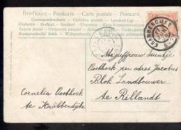 Krabbendijke Grootrond Rilland - 1906 - Marcophilie