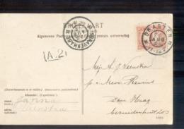 Dragten Grootrond - 1906 - Marcophilie
