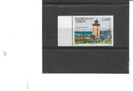 SPM - - Nvtés 2019   - VF 1.40 €    Le Phare De Galantry - St.Pierre & Miquelon