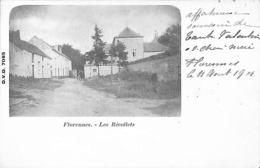 Florennes - Les Récollets (château Animée DVD 7085, 1901) - Florennes