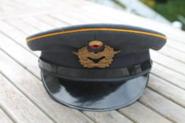 Casquette Allemande Luftwaffe - Casques & Coiffures