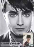 Portugal 2019 Harry Potter Daniel Jacob Radcliffe Actor Cinema Movie Literature Kino Maxicard Maximum Maximo - Cinema