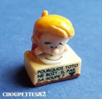 Fèves Fève 2008 Les Blagues à Toto*407* - Cómics