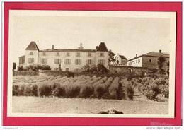 CPA (Réf : U 580) Maison Des Soeurs De Nevers à MONTLUZIN Par Chasselay (69 RHÔNE) - France
