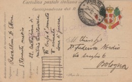 CARTOLINA IN FRANCHIGIA 1916 10 DIVISIONE (VX1162 - 1900-44 Victor Emmanuel III