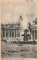 CARTOLINA ROMA PIAZZA S.PIETRO 1942 C.20 (VX1441 - San Pietro