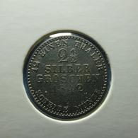 Germany 2 1/2 Silber Groschen 1842 A Silver - Kleine Munten & Andere Onderverdelingen