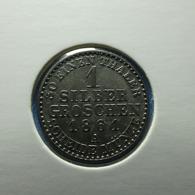 Germany 1 Silber Groschen 1861 A Silver - Kleine Munten & Andere Onderverdelingen