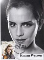 Portugal 2019 Harry Potter Hermione Granger Actress Emma Watson Cinema Movie Literature Kino Maxicard Maximum Maximo - Cinema