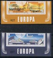 Gibraltar Y/T 555 / 558 (**) - Gibraltar