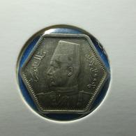 Egypt 2 Piastres 1944 Silver - Egypte