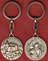 ** PORTE - CLEFS  CHATEAU  De  MENTON  -  St. BERNARD ** - Key-rings