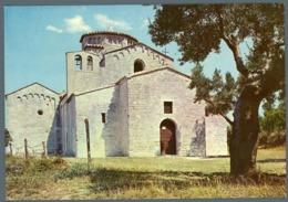 °°° Cartolina - Portonovo Chiesa Romanica Di S. Maria Viaggiata °°° - Ancona
