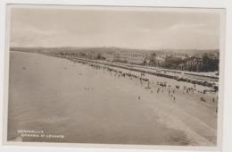 Senigallia (AN) Spiaggia Di Levante  - F.p. - Anni '1920-'1930 - Senigallia
