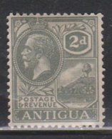ANTIGUA Scott # 48 MH - KGV - Antigua & Barbuda (...-1981)