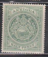 ANTIGUA Scott # 31 MH - Seal Of The Colony - Antigua & Barbuda (...-1981)