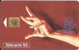 CARTE-PUBLIC-F465Aa-50U-05/94-SO3-ROLAND GARROS 94-DN° JD--UTILISE-TBE- - Frankrijk
