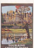 Indre-et-Loire - Touraine - Châteaux D'Ussé - Autres Communes