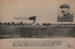 Grande Semaine D'Aviation De Bordeaux-Mérignac - KULLING, Monoplan Blériot - Meetings