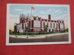 High School   Camden  New Jersey    Ref 3685 - Camden