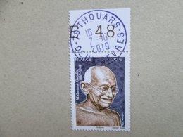 2019 Gandhi Beau Cachet 07/10/2019 - Frankreich