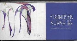 Bloc Souvenir N°144 Frantisek Kupka N++ Sous Blister - Blocs Souvenir
