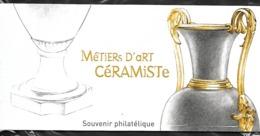 Bloc Souvenir N°146 Métiers D'Art Céramiste N++ Sous Blister - Blocs Souvenir