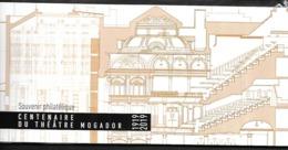Bloc Souvenir N°153 Centenaire Du Théâtre Mogador N++ Sous Blister - Blocs Souvenir