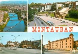 MONTAUBAN Vue Generale Amenagement Public 17(scan Recto Verso)MF2753 - Montauban