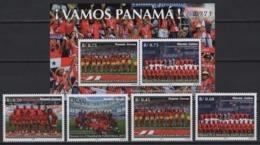 Panama (2019) - Set + Block -  /  World Cup Russia 2018 - Soccer - Football - Calcio - Fussball - Fußball-Weltmeisterschaft