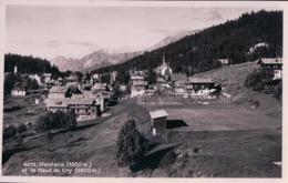Montana VS, Le Haut De CRY (6272) - VS Valais