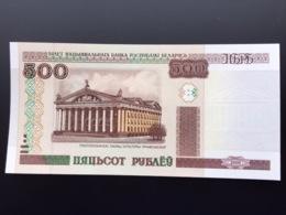BELARUS P27 500 RUBLEI 2000 UNC - Belarus