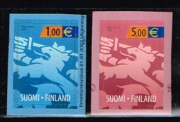 FINLANDE / Neufs **/MNH**/ 2002 - Lion Heraldique - Finland
