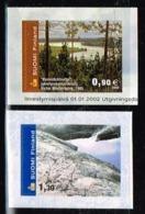 FINLANDE / Neufs **/MNH**/ 2002 - Paysages - Finland