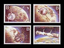 Moldova (Transnistria) 2019 No. 906/09 Soviet Space Exploration MNH ** - Moldova
