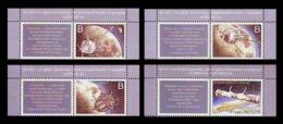 Moldova (Transnistria) 2019 No. 906/09 Soviet Space Exploration (with Labels) MNH ** - Moldova