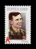 Moldova (Transnistria) 2019 No. 910 Space. Yuri Gagarin MNH ** - Moldavie