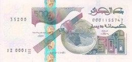 ALGERIA 500 DINARS 2018 P-NEW UNC */* - Algeria