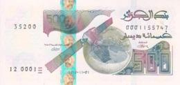 ALGERIA 500 DINARS 2018 P-NEW UNC */* - Algerije