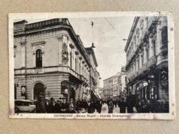 CATANZARO BANCO NAPOLI CAMERA COMMERCIO 1932 - Catanzaro