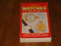 Catalogue De Montres à Gousset Et Bracelets - Complete Price Guide To Watches - The Professional Standard 1995 - Juwelen & Horloges