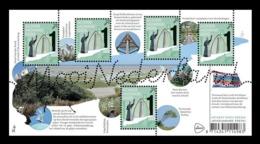 Netherlands 2019 Mih. 3817 Beautiful Netherlands. Schiermonnikoog Island. Lighthouses. Schiere Monnik (M/S) MNH ** - 2013-... (Willem-Alexander)