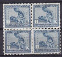 Belg.Kongo-Congo Belge (xx) Nr 127 Blok 4 Zegels-timbres -  Postfris - Neufs - MNH - Congo Belge