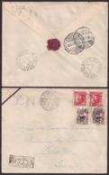 Uruguay - 1947 - Lettre - Brasil - Uruguay