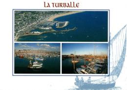 La Turballe Vue Generale Le Port De Peche Et Le Port De Plaisance  CPM Ou CPSM - La Turballe