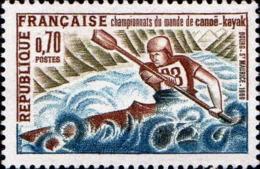 France Poste N** Yv:1609 Mi 1678 Yv:0,5 Euro Championnat Du Monde De Canoë-kayak (Thème) - Canoa