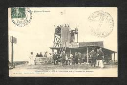 88 - LE HOHNECK - L'OBSERTVATOIRE A 1373 M D'Altitude Sur Le Sommet Du Hohneck - 1908 - Rare ,#88/012 - France